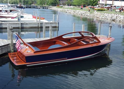 Wooden runabout project Image