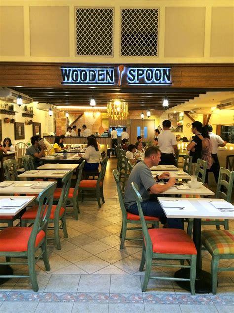 Wooden spoon restaurant Image