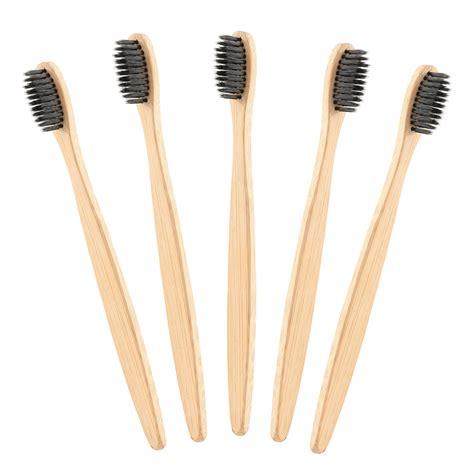 Wooden toothbrush Image
