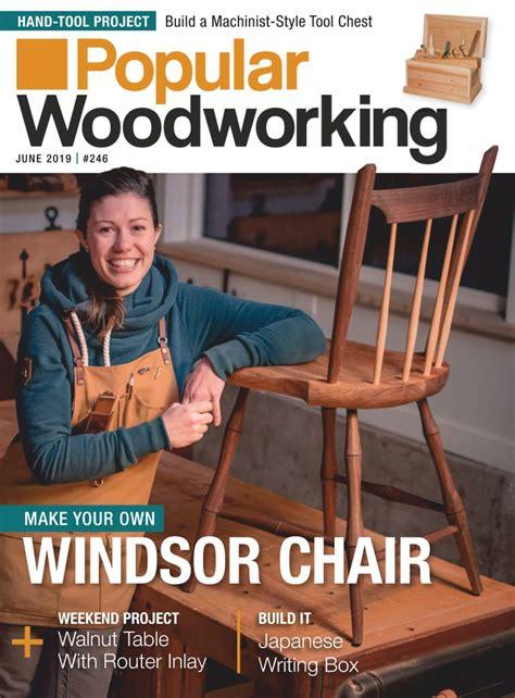 Woodwork magazine Image