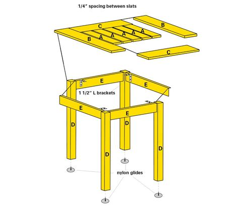woodworking table plans.aspx Image