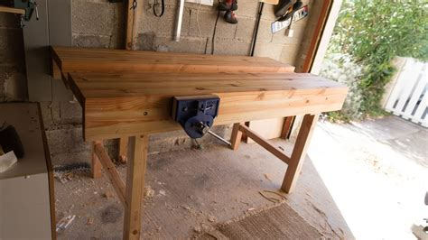 Woodworking bench plans youtube Image