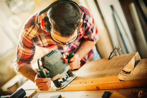 Woodworking carpentry Image