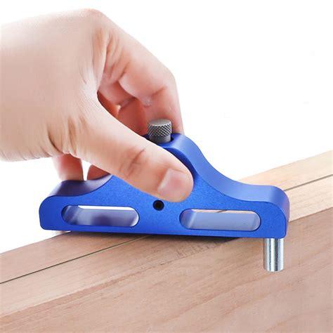 Woodworking center finder Image