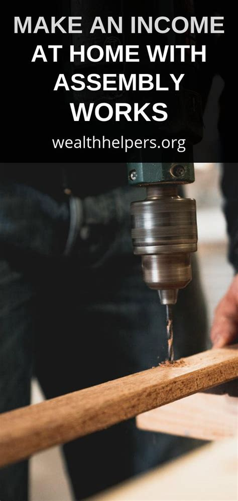 Woodworking from home opportunities Image