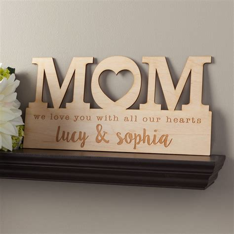 Woodworking gifts for mom Image