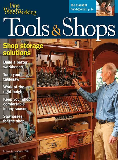 Woodworking magazines Image