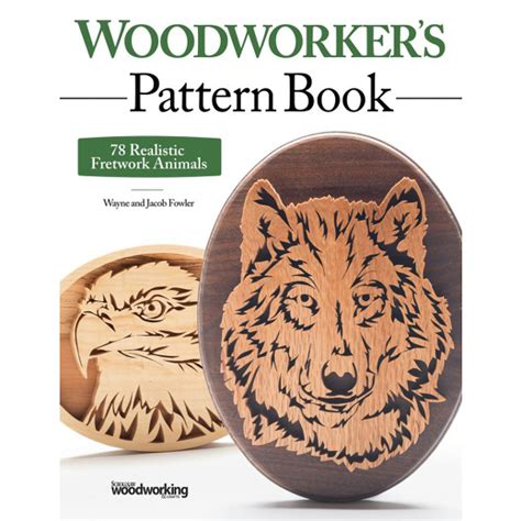 Woodworking pattern books Image