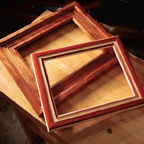 Woodworking picture frame plans free Image