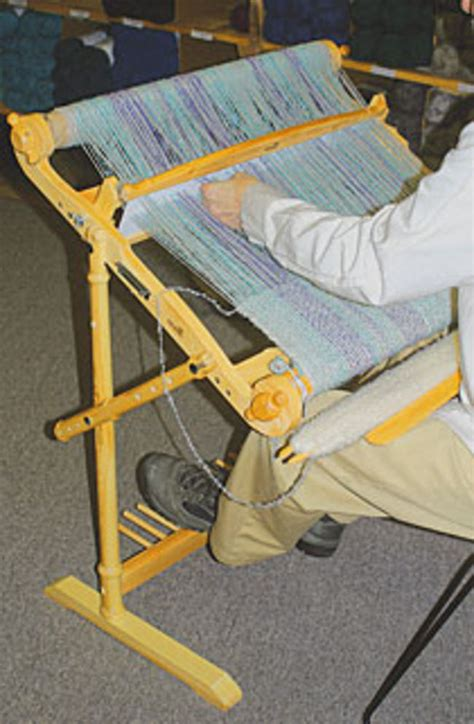 Woodworking plans rigid heddle loom Image