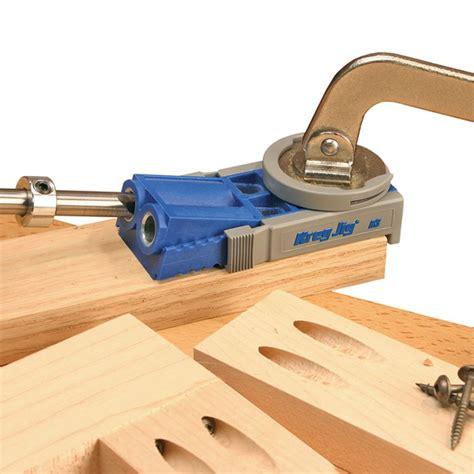 Woodworking pocket hole jig Image