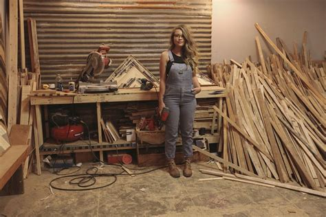 Woodworking projects for women Image