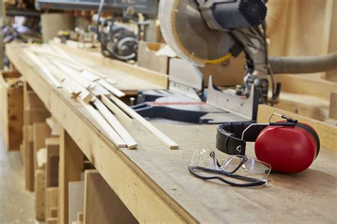Woodworking shop Image