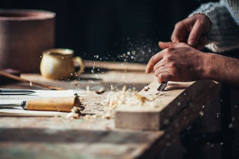 Woodworking tools Image