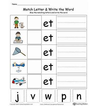 Words Beginning With Et