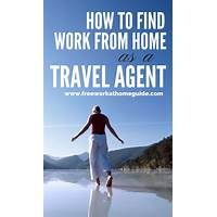 Work from home as a travel agent complete guide make money today! reviews