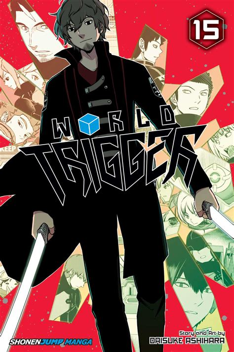 World Trigger Manga Volumes