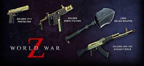 World War Z No Xp For Assault Rifle
