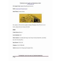 What is the best worldwide jewelry manufacturers index?