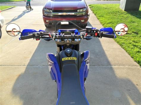 Wr250r Handguards With Mirrors