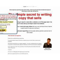 Write better copy: how to improve your copywriting and make more sales free trial