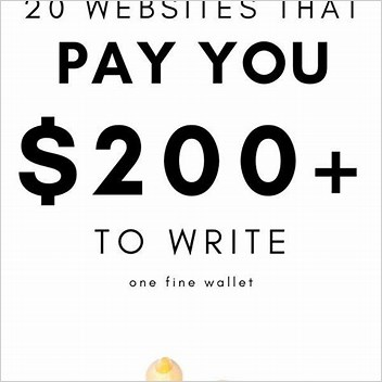 writing jobs get paid to write online review