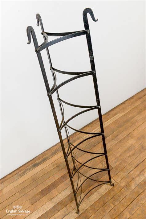 Wrought Iron Plant Obelisk Image