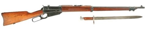 Ww1 Lever Action Rifle