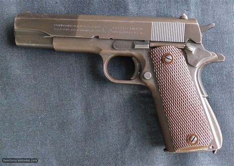 Ww2 1911 Colt 45 For Sale