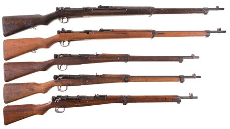 Ww2 Japanese Bolt Action Rifles Prices