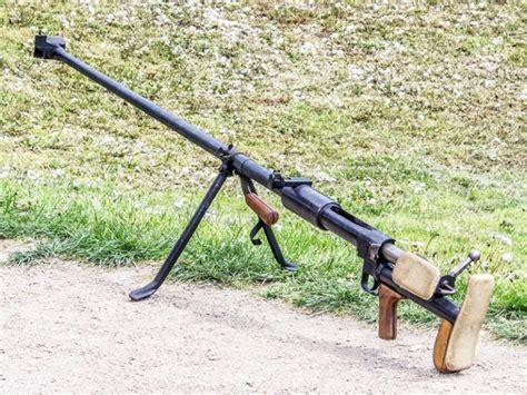 Ww2 Russian Anti Tank Rifle
