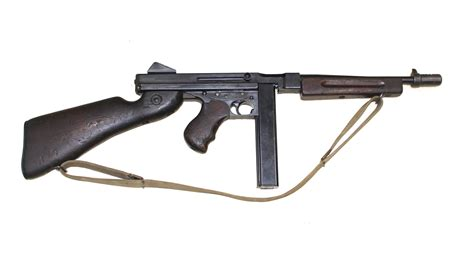 Ww2 Tommy Gun M1 And Best Rifle For Bison Hunting