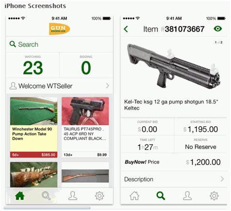 Gunbroker Www Gunbroker Com Mobile.
