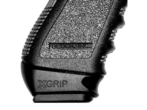 X Grip Magazine Adapter Glock 19