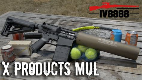 X Products Multi Purpose Launcher First Look