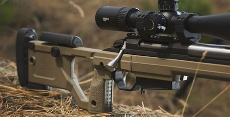 X Ray Rifle Stock