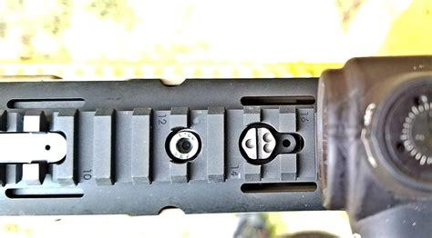 X95 Adjustable Gas Block