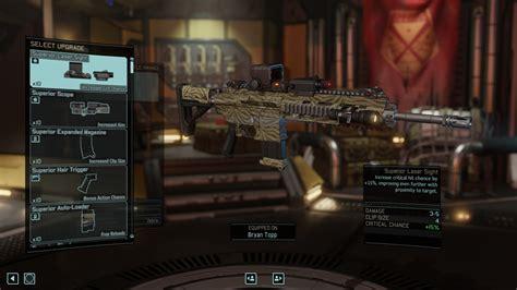 Xcom 2 Mod Assault Rifle