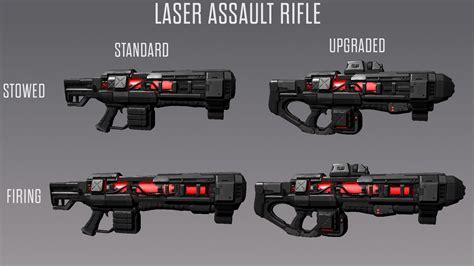 Xcom Shotgun Or Laser Rifle