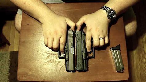 Xdm 3 8 Vs Glock 19