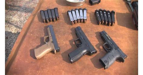 Xdm 5 25 Vs Glock 34