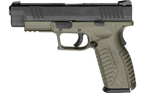 Xdm 9mm 4 5 Od Green