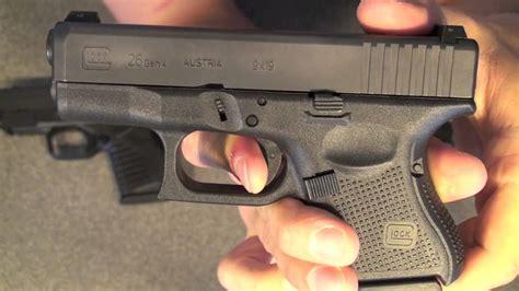 Xdm 9mm Compact Vs Glock 26