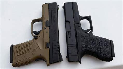 Xds 45 Vs Glock 43