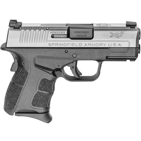 Xds 9mm Specs