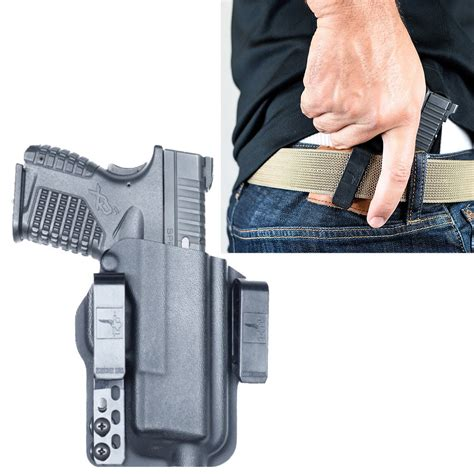 Xds 9mm With Laser Holster