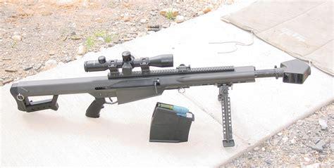Xm109 25mm Sniper Rifle