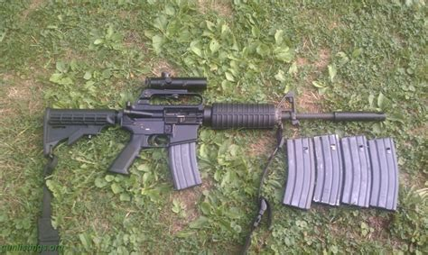 Xm117 Rifle