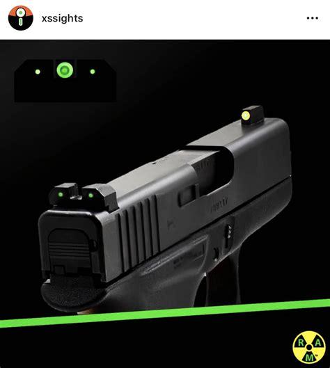 Xs Glock 17 24 7 Sights