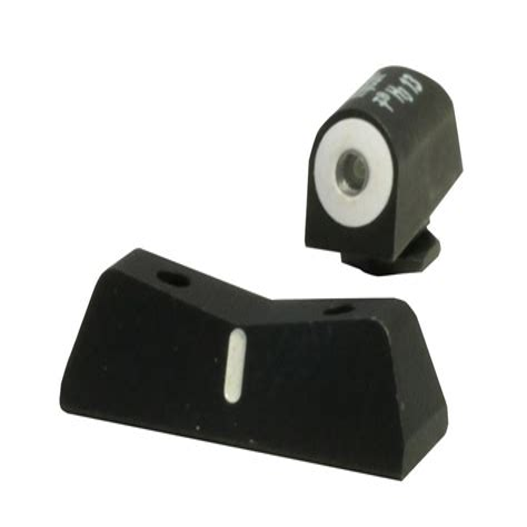 Xs Glock G42 G43 Big Dot Tritium Stripe Sights Set Gl